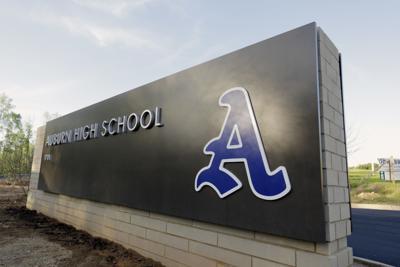 Auburn High construction
