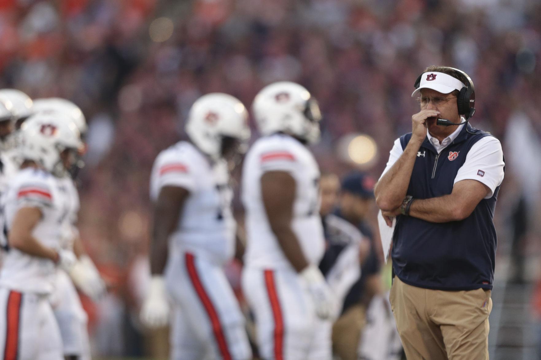 Clemson Football dismantles Auburn behind dominant defense