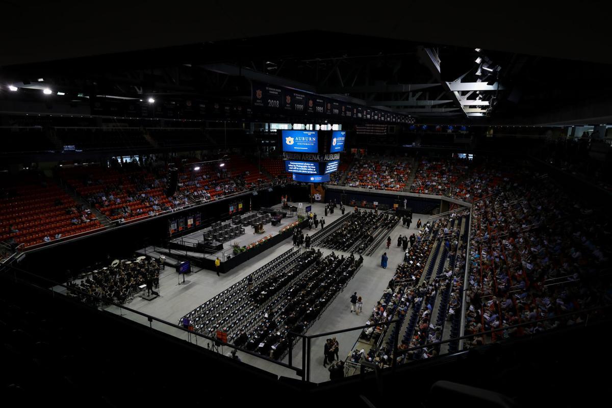 Auburn University 2019 summer graduation