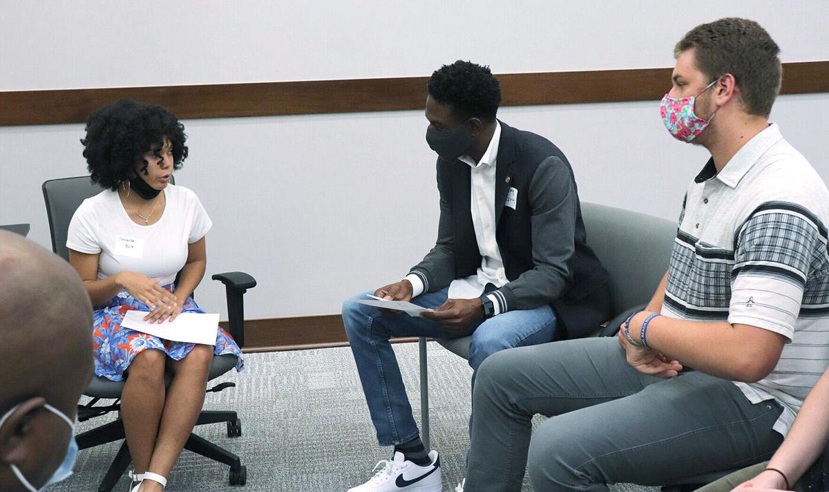 Second town hall tackles relationships with city youth