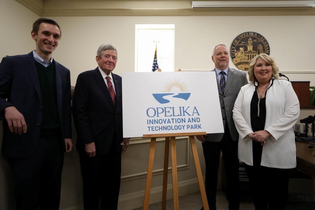 Opelika Innovation and Techology Park