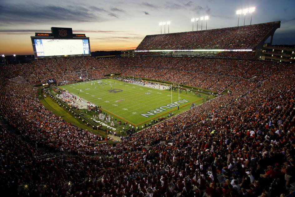 Public season tickets sold out for 2017 Auburn football