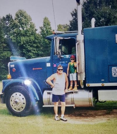 Huffman: Truckin'