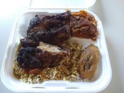 Homegirls Jamaican Grill