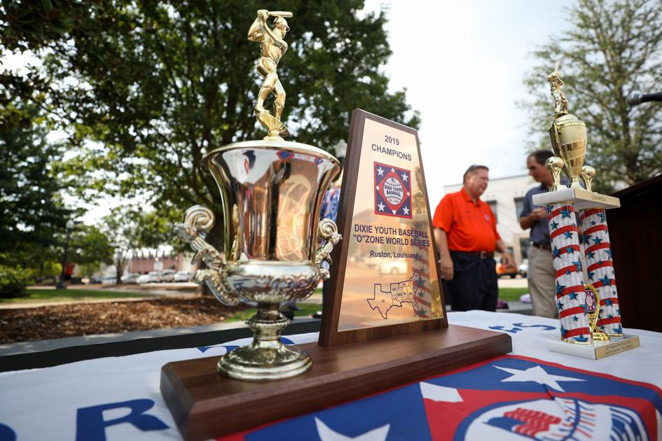 PHOTOS: Auburn Orange Dixie Youth Baseball World Series champion