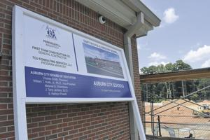 Auburn City Schools Board of Education budgets upcoming projects