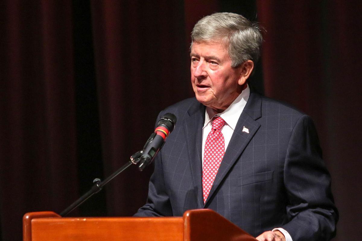 Opelika Mayor Gary Fuller