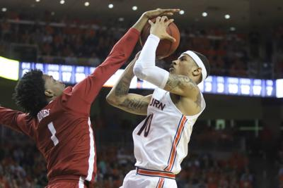 Auburn vs. Alabama men's basketball