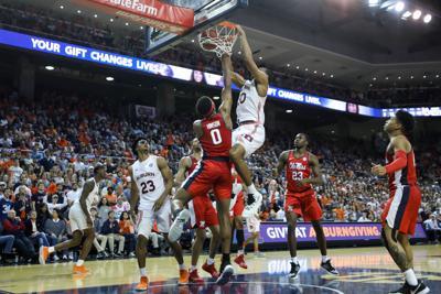 Auburn vs. Ole Miss men's basketball