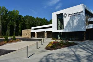 EAMC's Spencer Cancer Center prepares to open June 17