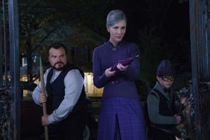 Review: Jack Black's antics can't save 'The House With a Clock in its Walls'