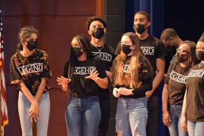 Auburn High School's ACE Club presents their third annual Black history program