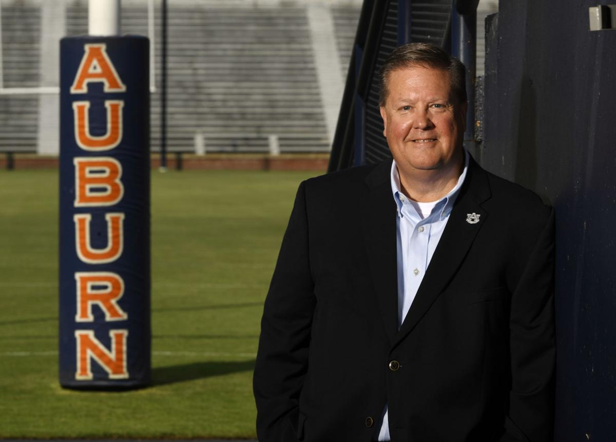 Andy Burcham named play-by-play announcer