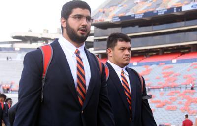 Auburn starts Nick Brahms at center vs. Arkansas | Auburn ...