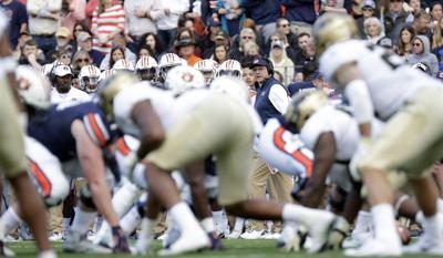 Georgia Tech announces hiring of Auburn football staffer