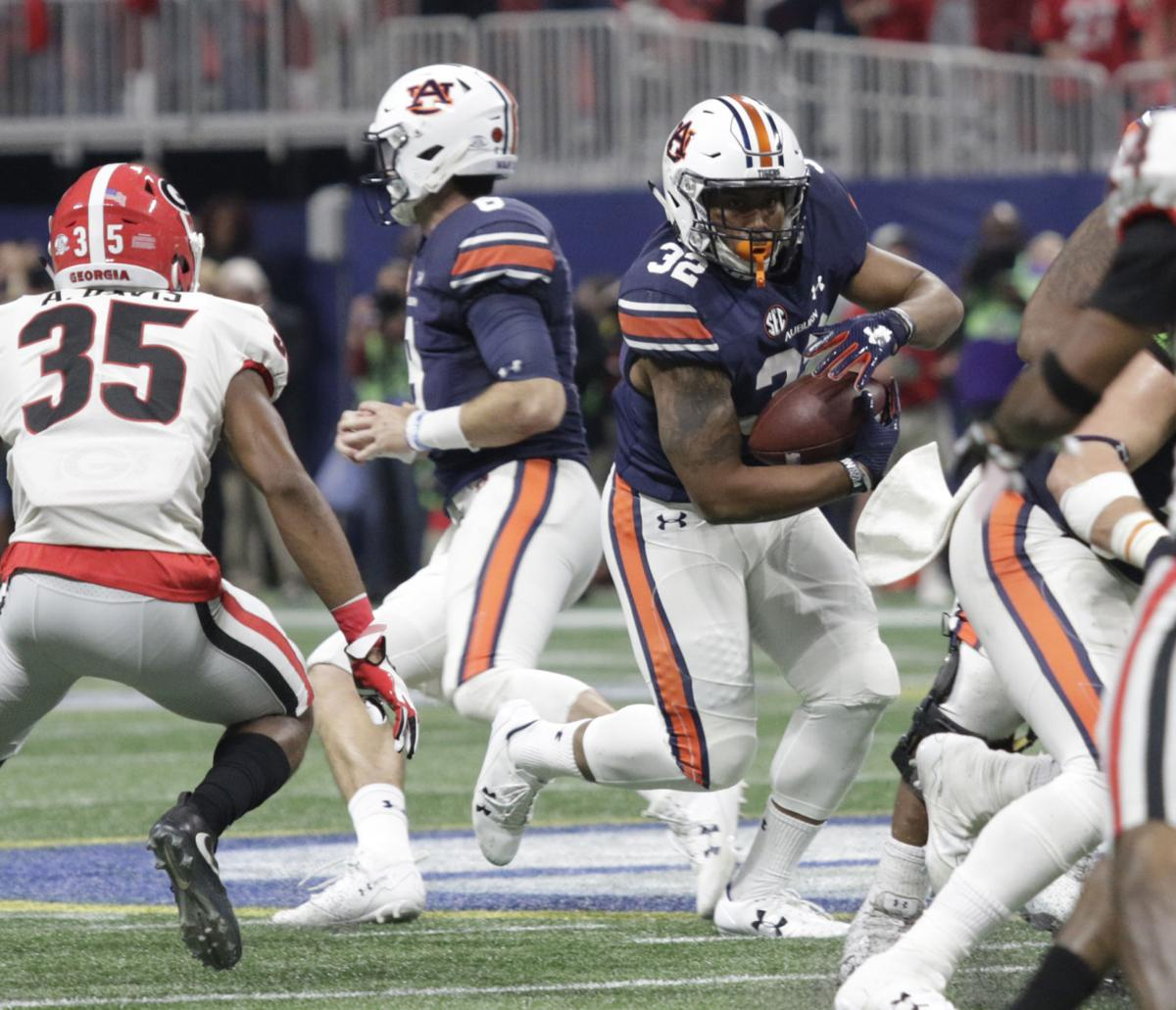 Does Auburn need to build more running back depth ...