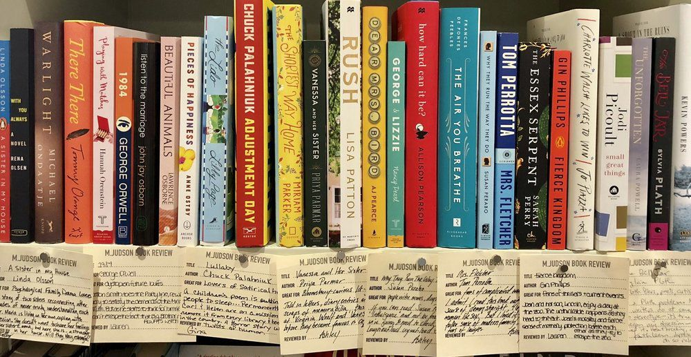 New independent bookstore coming to Magnolia.