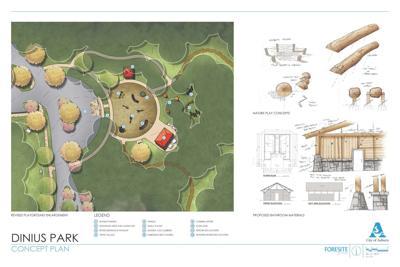 Dinius Park Playground