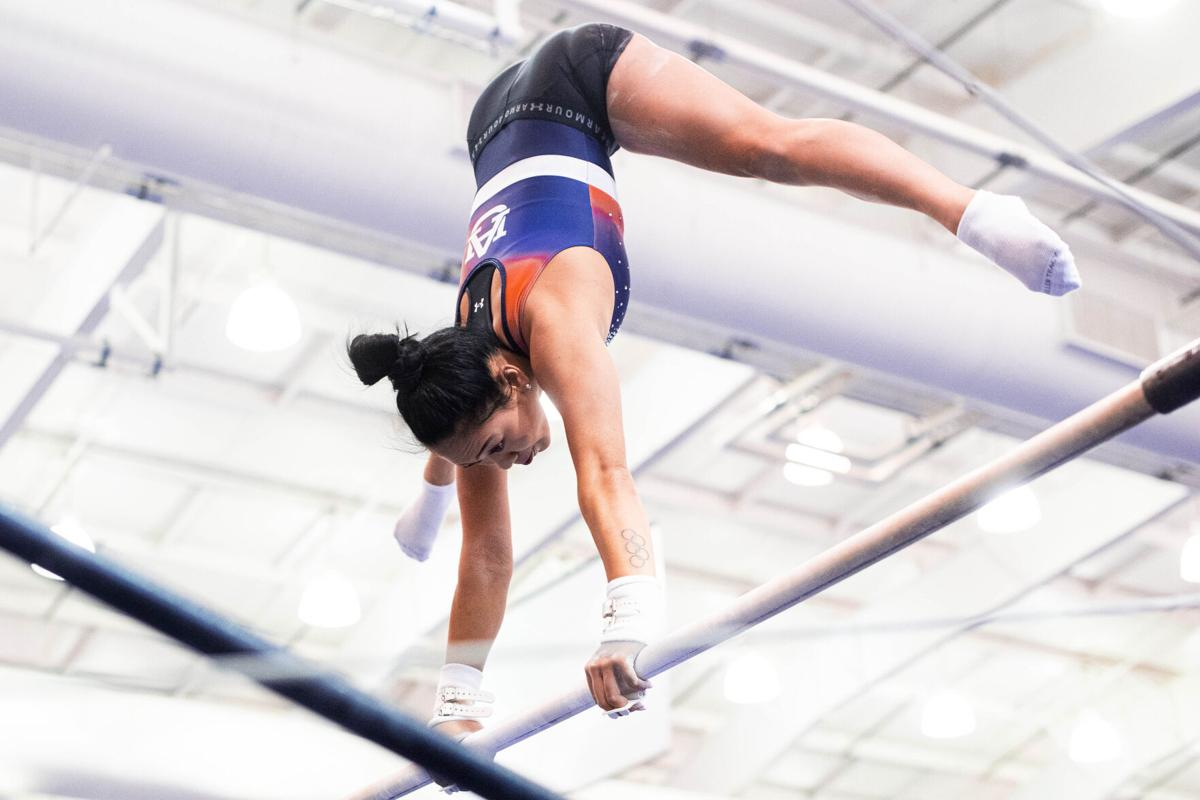 Gymnastics: Practice