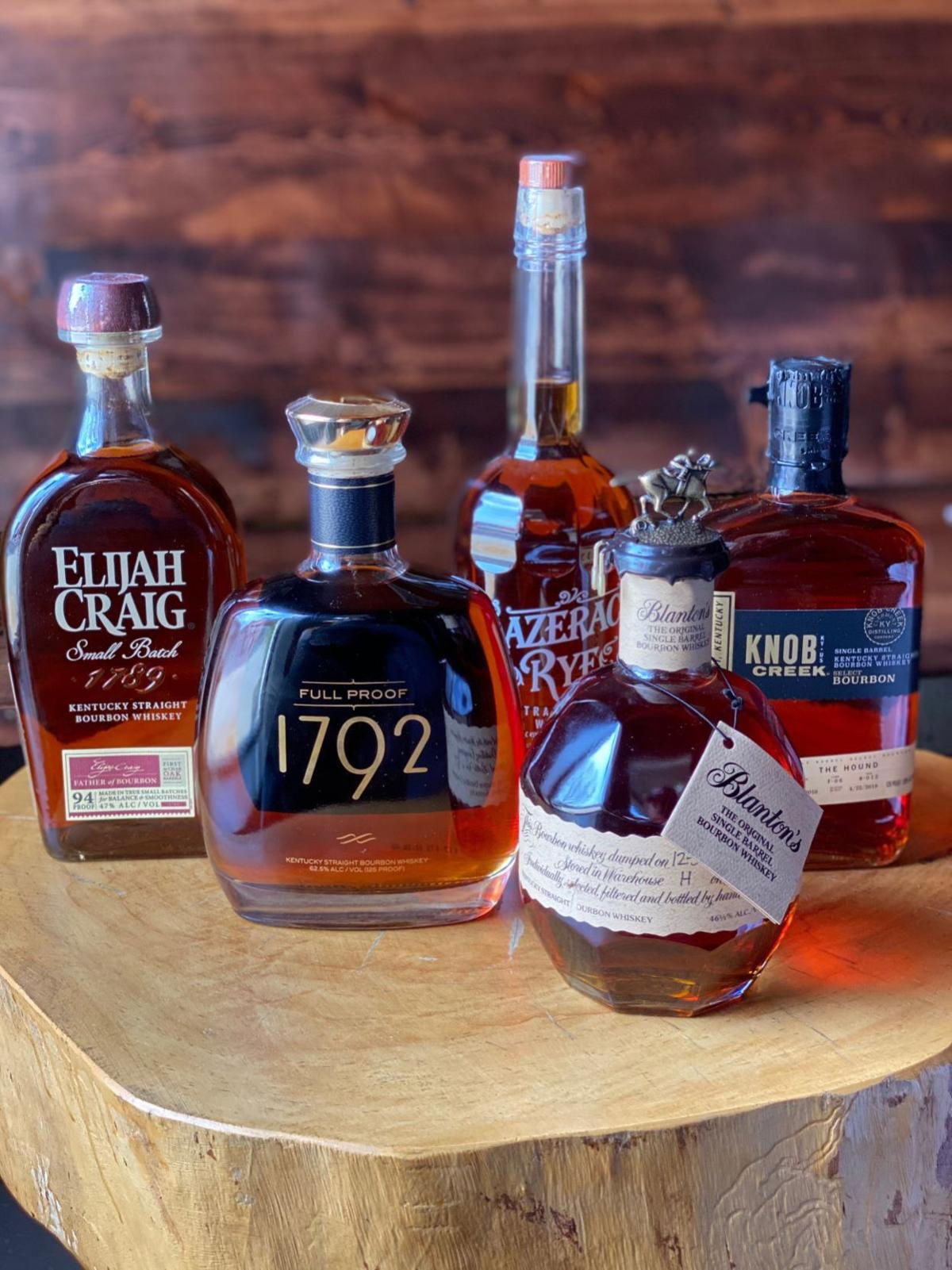 MAIN The Hound Bourbon