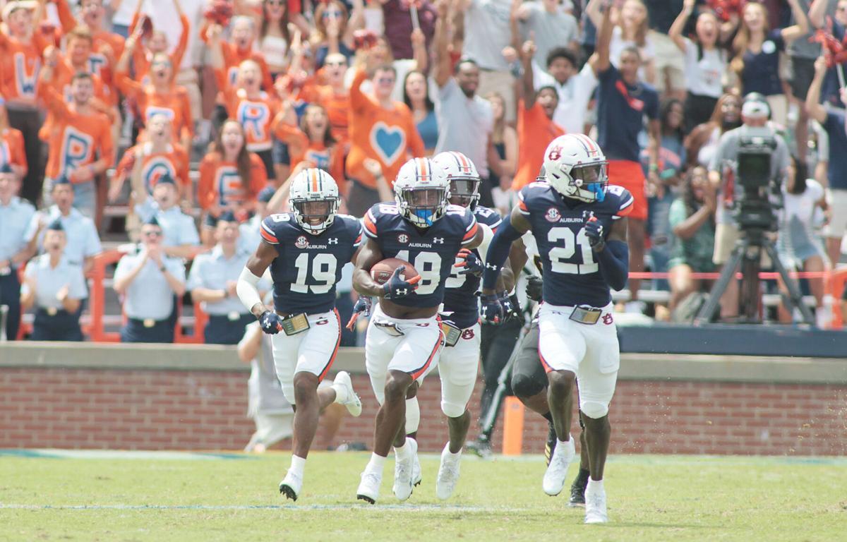 Alabama State University Hornets v Auburn September 11, 2021