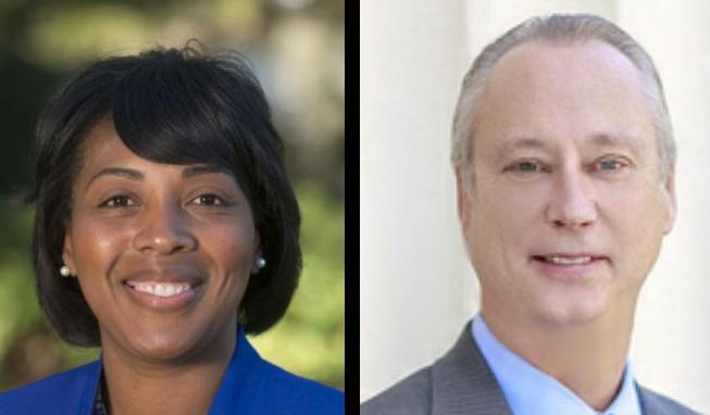 Auburn University fills two senior administrative roles