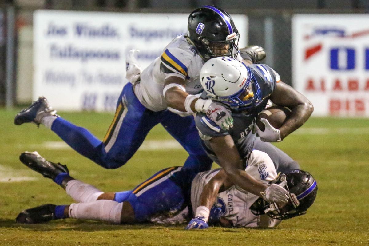 Reeltown vs. Montgomery Catholic high school football
