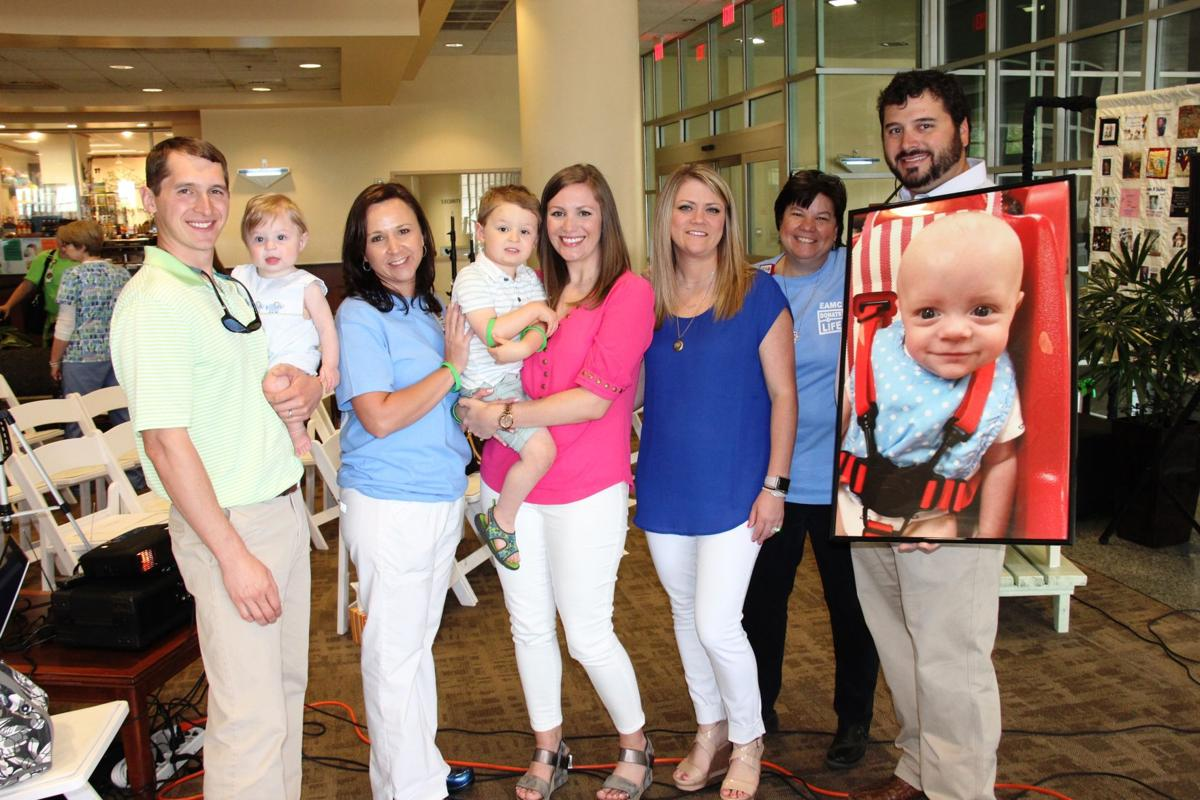 Boswell and Perry families