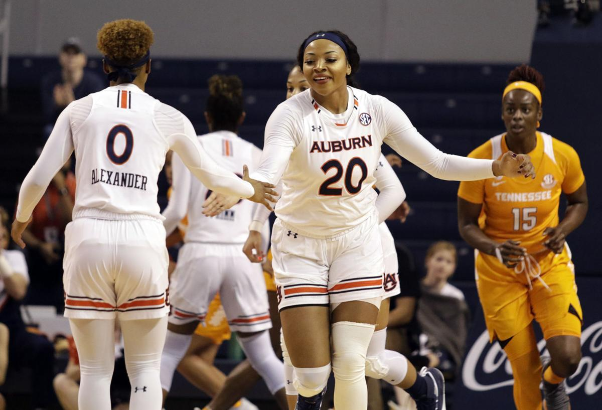 Auburn women's basketball vs. Tennessee