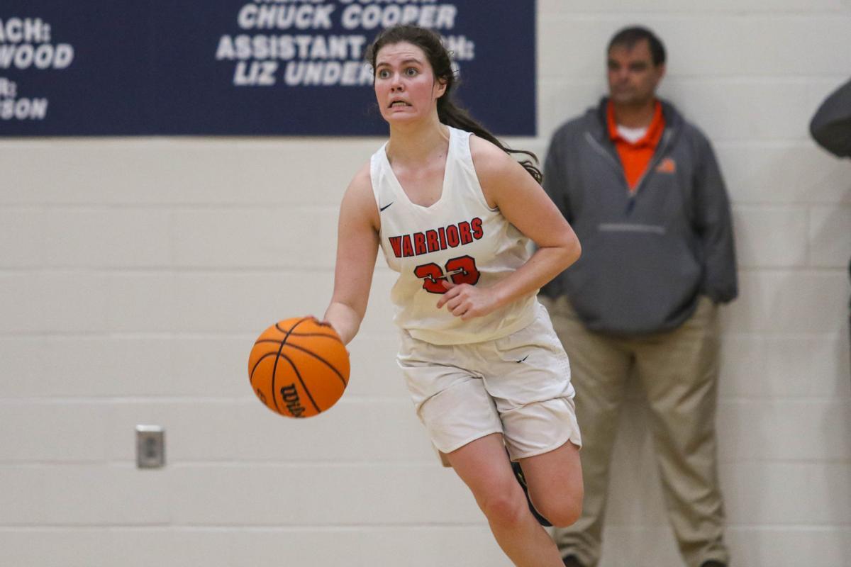 Lee-Scott Academy vs. Glenwood School girls high school basketball