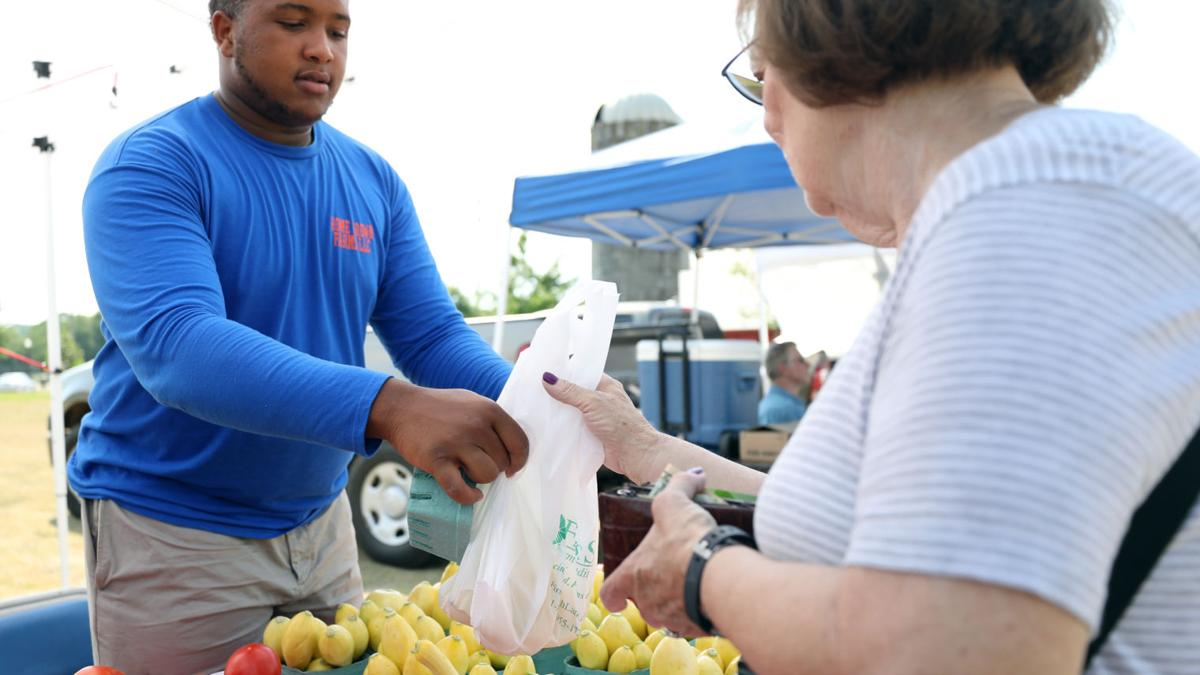 Farmers market season in full swing as weather warms