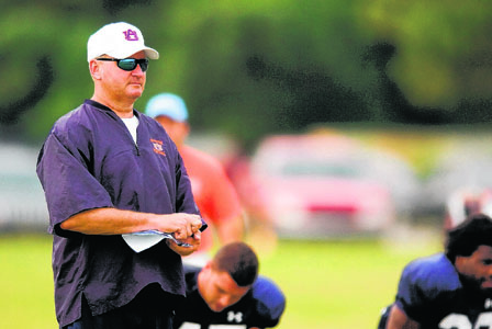 Ensminger to coach QBs at Smiths Station
