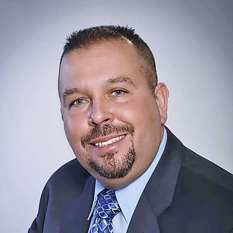 Eric Porter candidate headshot