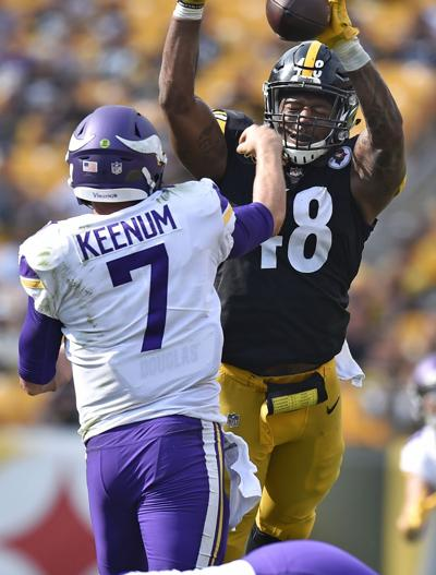 Killer D, not Bs, sparking Steelers so far
