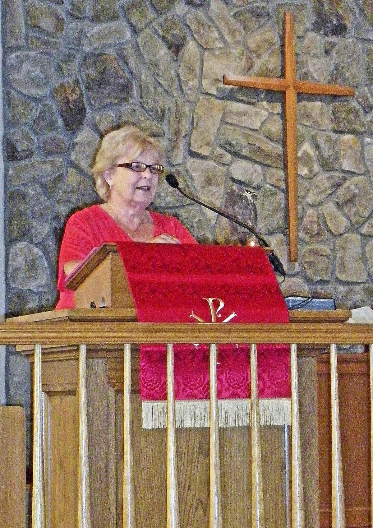 Rev. Sandra Conti