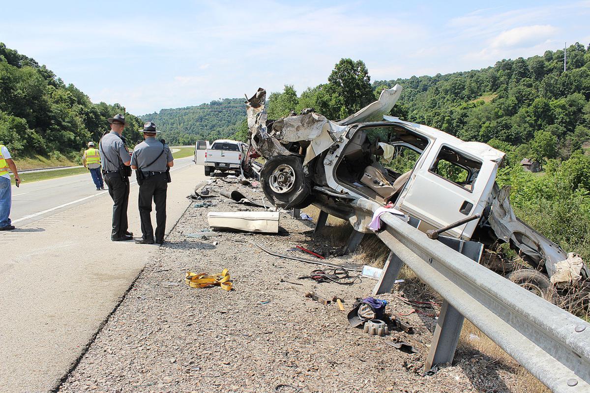 Vehicle malfunction causes multi-vehicle crash on I-79 in