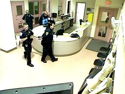 Jail captain sues city police, former officer over arrest