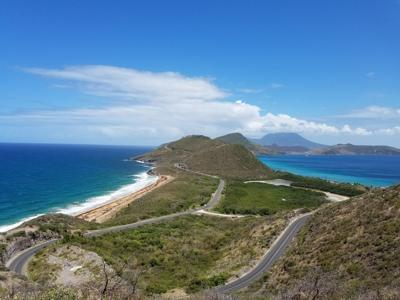 Unspoiled and undeveloped in St. Kitts
