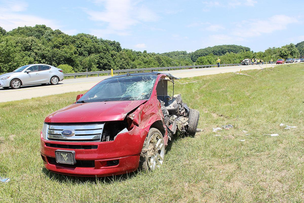 vehicle malfunction causes multi vehicle crash on i 79 in greene county local news observer reporter com multi vehicle crash on i 79