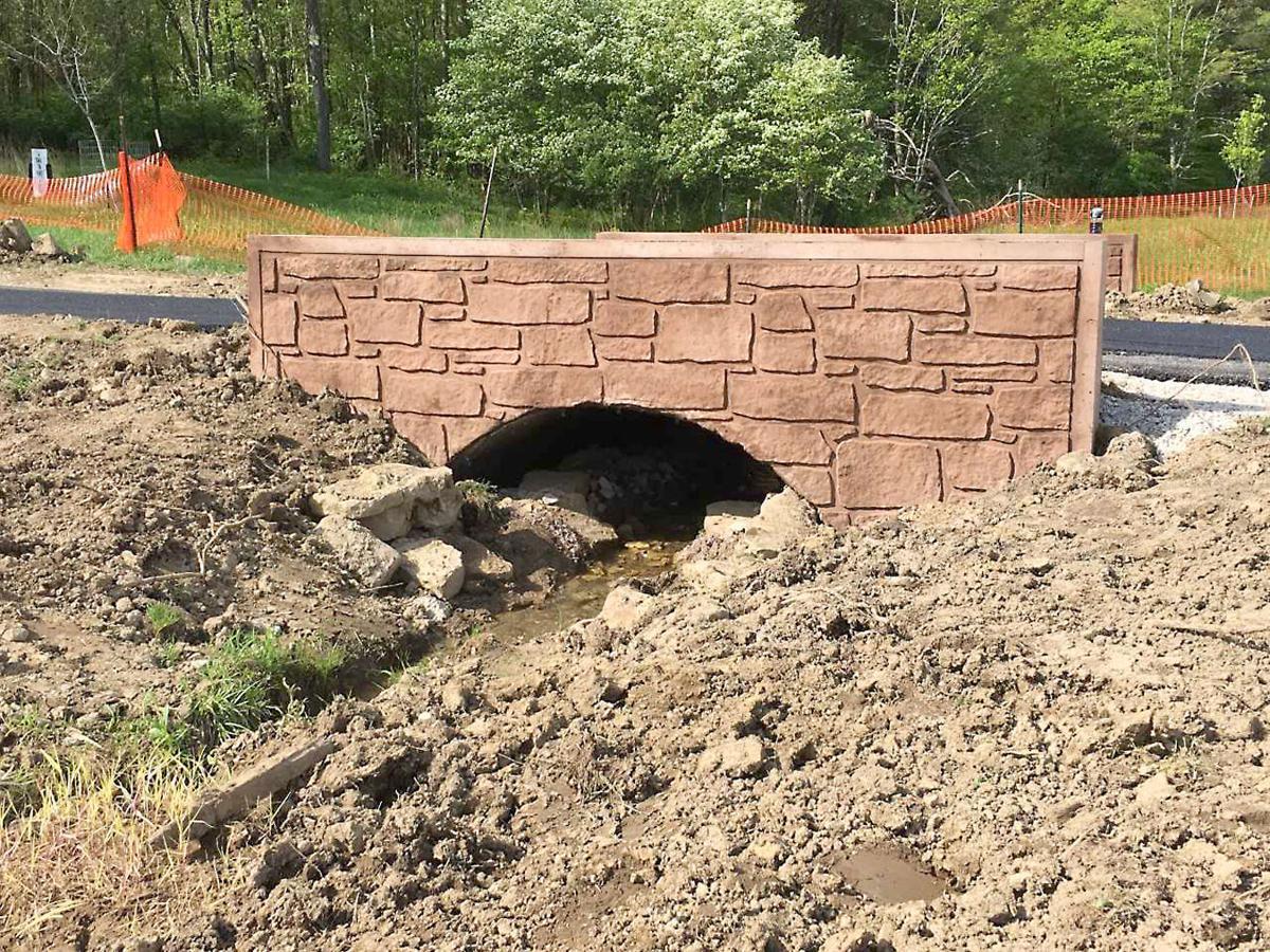 Fort Necessity undergoes improvements