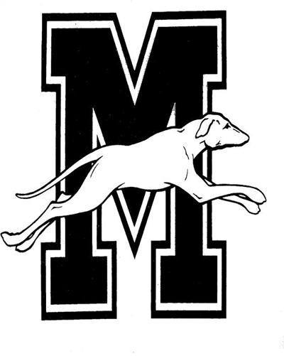 Monessen Greyhound logo