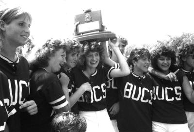1987 Chartiers-Houston softball