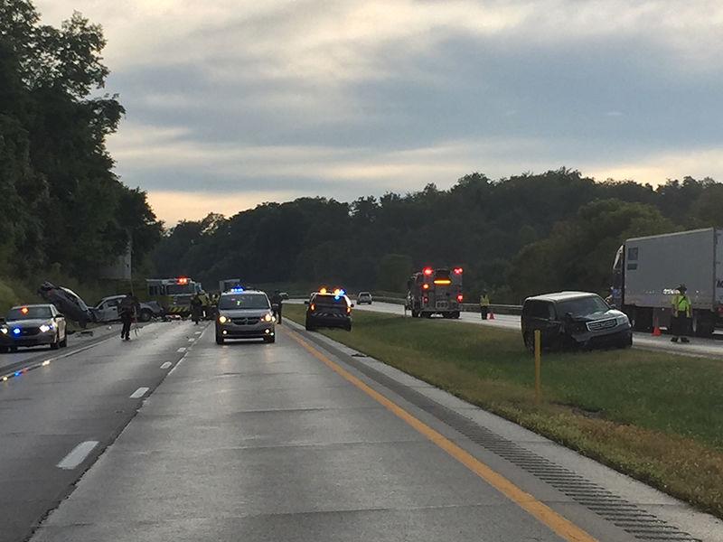 One killed, two injured in I-79 crash | Local News