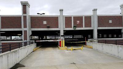 Garage at Cal U. to remain closed
