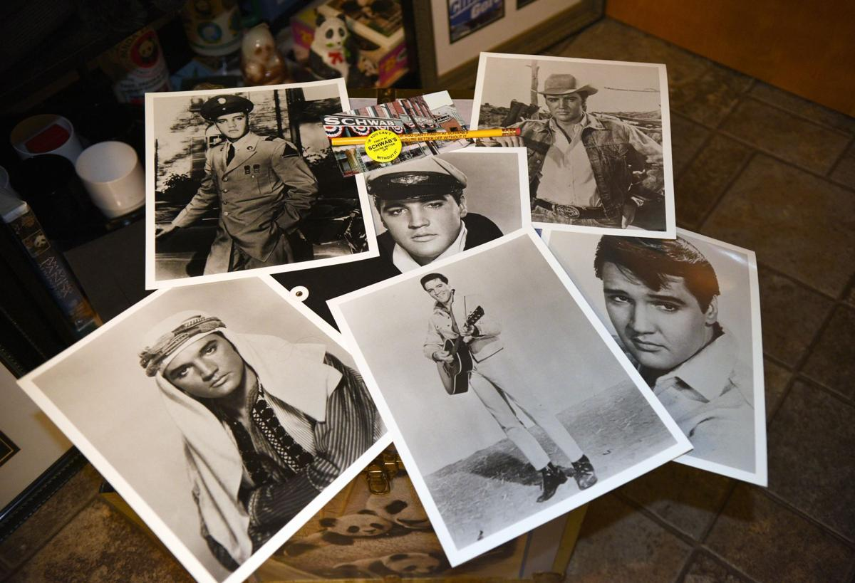 Forty years after his death, the memory of Elvis lives on