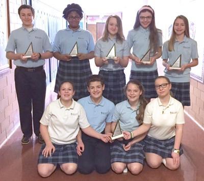 JFK wins Most Improved School award