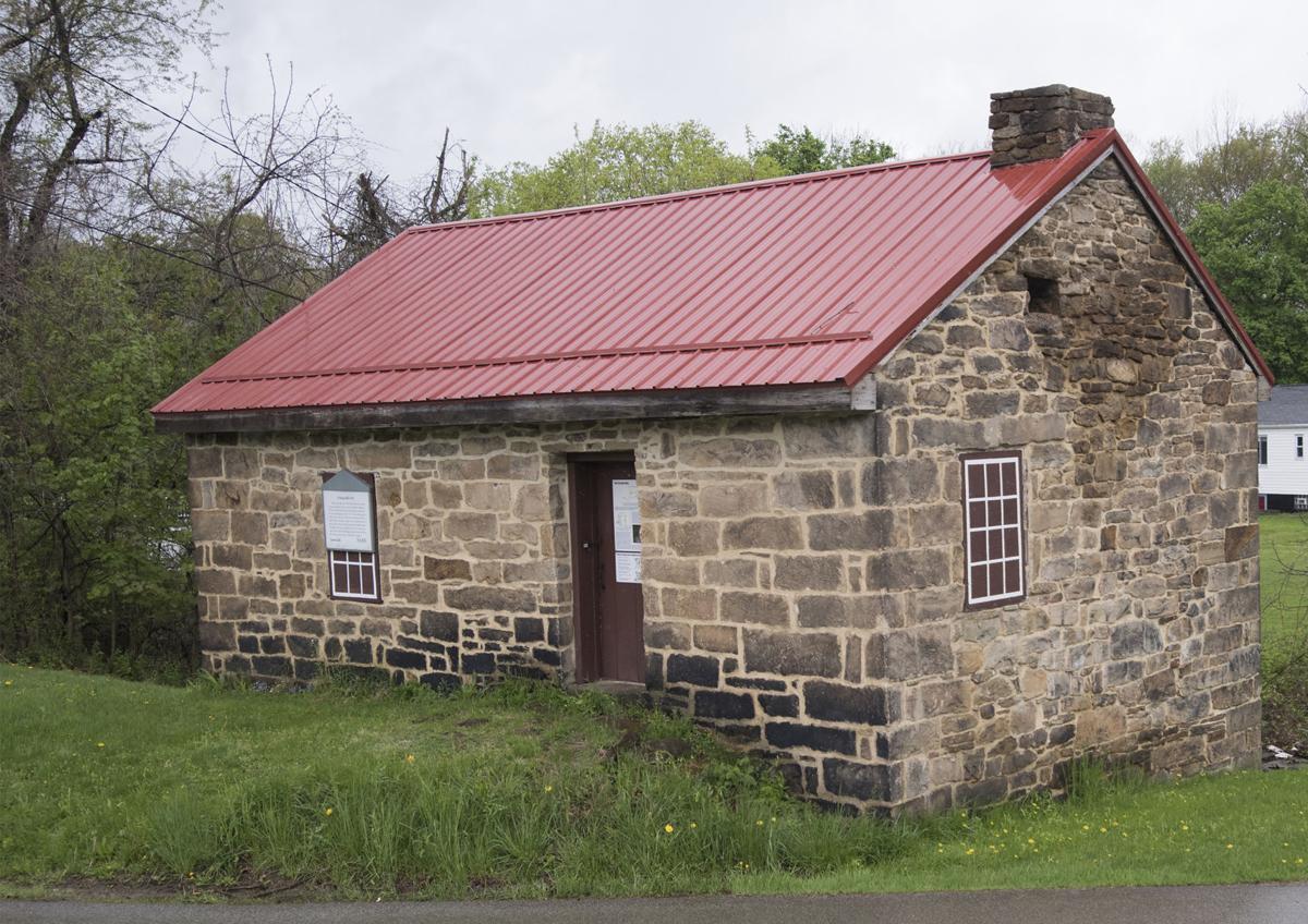 Searright's Fulling Mill