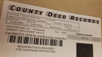 County Deed Records