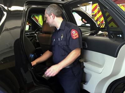PT Fire Department Installs 300 Car Seats A Year