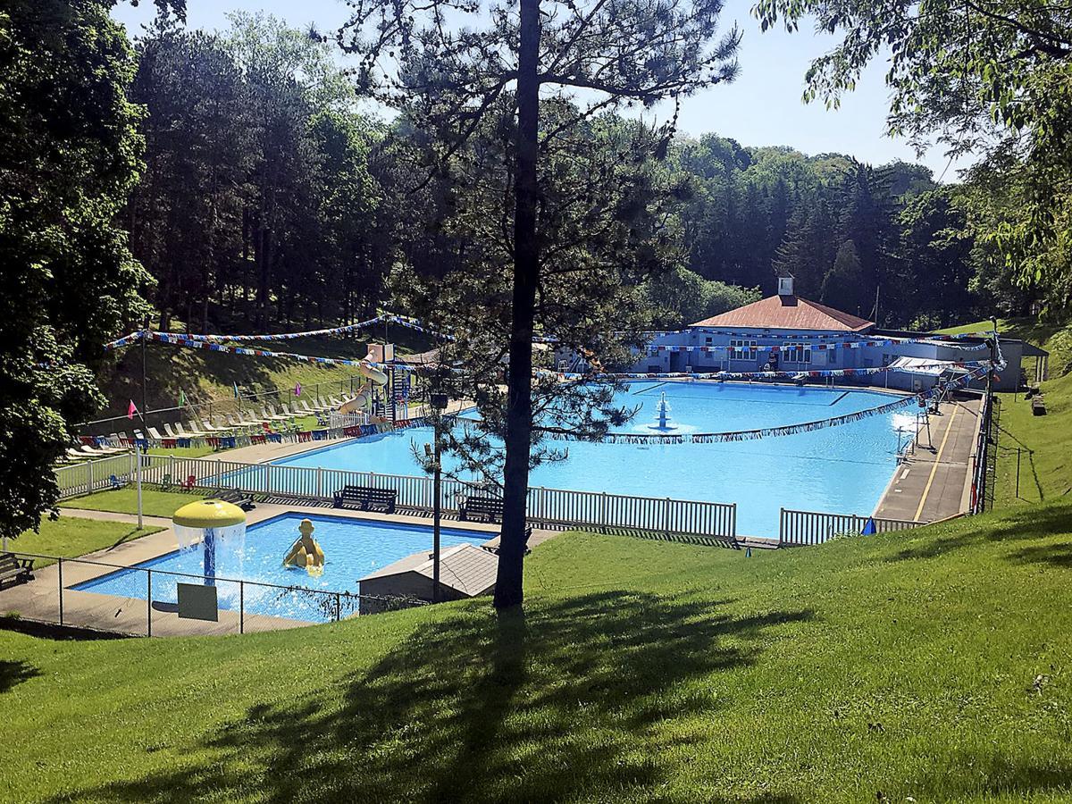 Town Park pool
